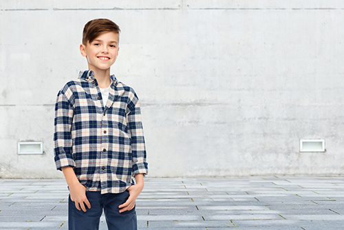 Boy's Fashions Categroy Image