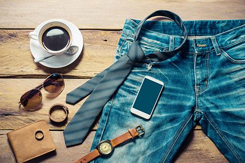 Men's Pants Categroy Image